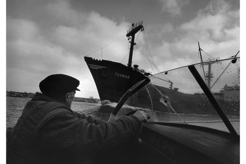 Inge Morath, Danube Revisited