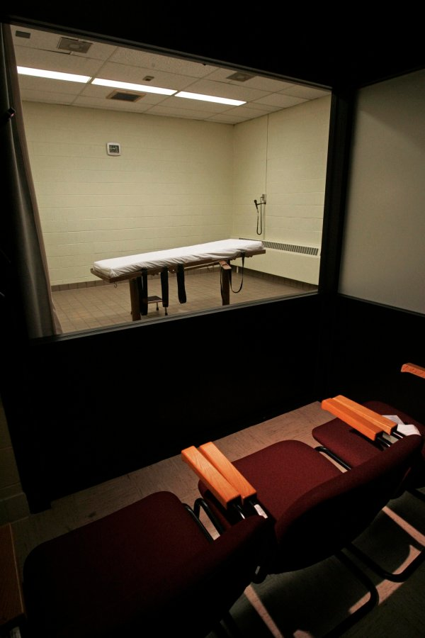 Lethal Injection Crisis in Execution | Time