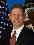 Acting Secretary Sloan Gibson