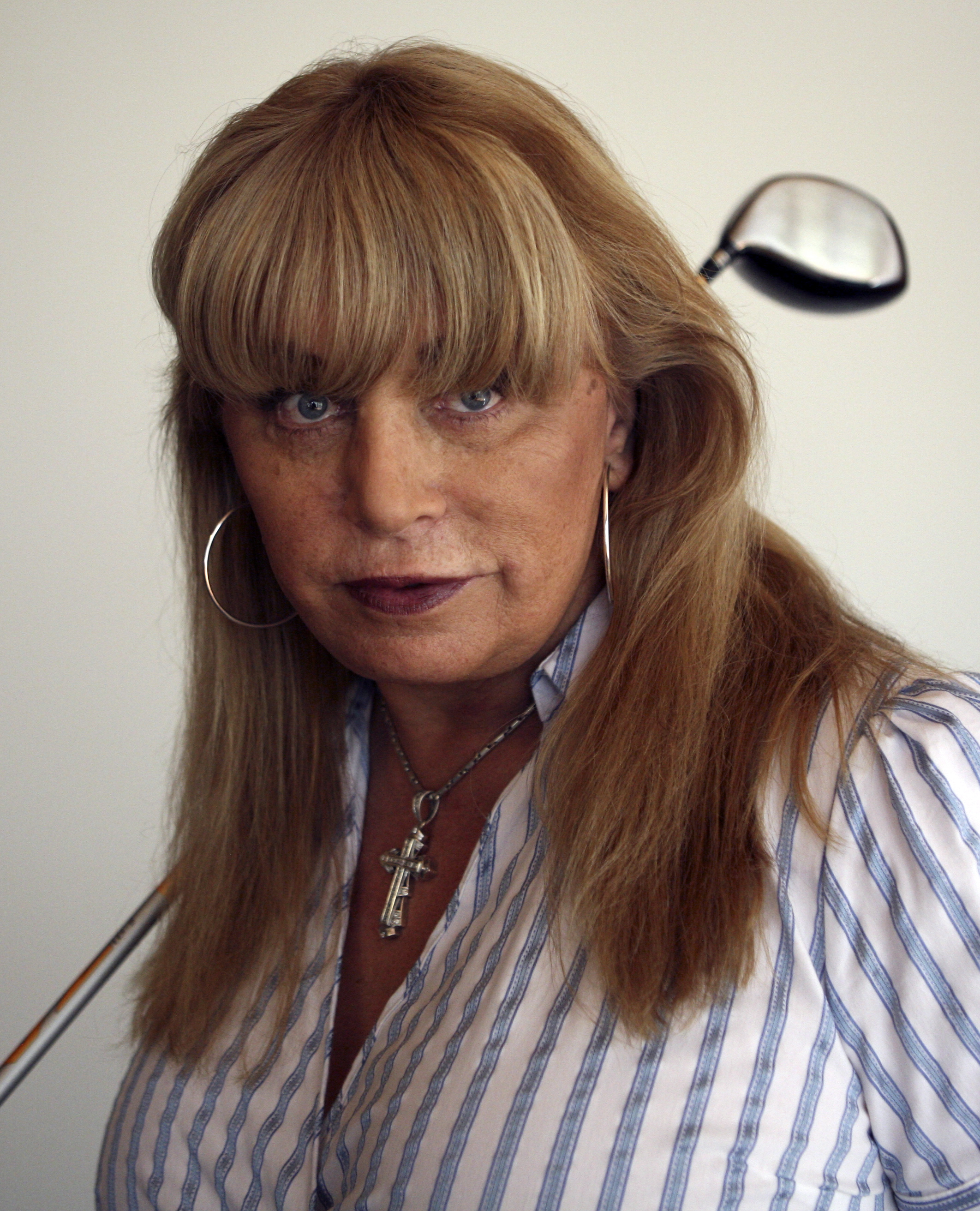"The LPGA removed a requirement that golfers be ""female at birth"" after trans woman Lana Lawless sued for the right to compete in 2010."