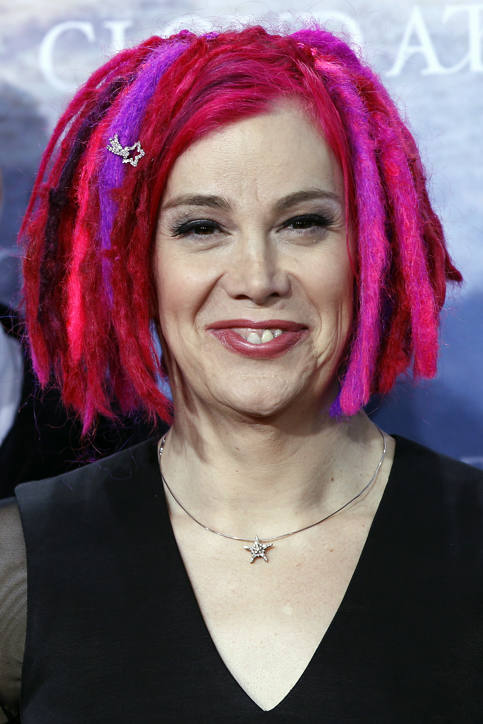 With her brother, Andy, Lana Wachowski  has co-written, produced and directed Hollywood blockbusters like the Matrix triology, V for Vendetta and Cloud Atlas.