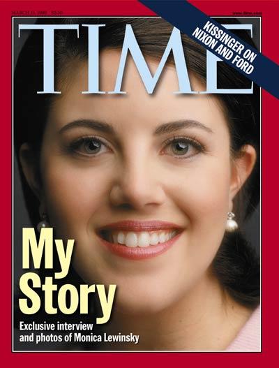 Monica Lewinsky TIME cover