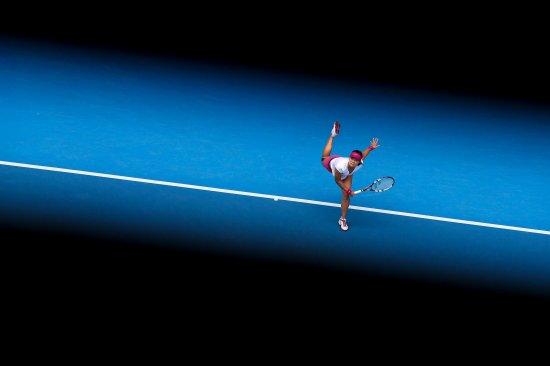 2014 Australian Open - Day 9