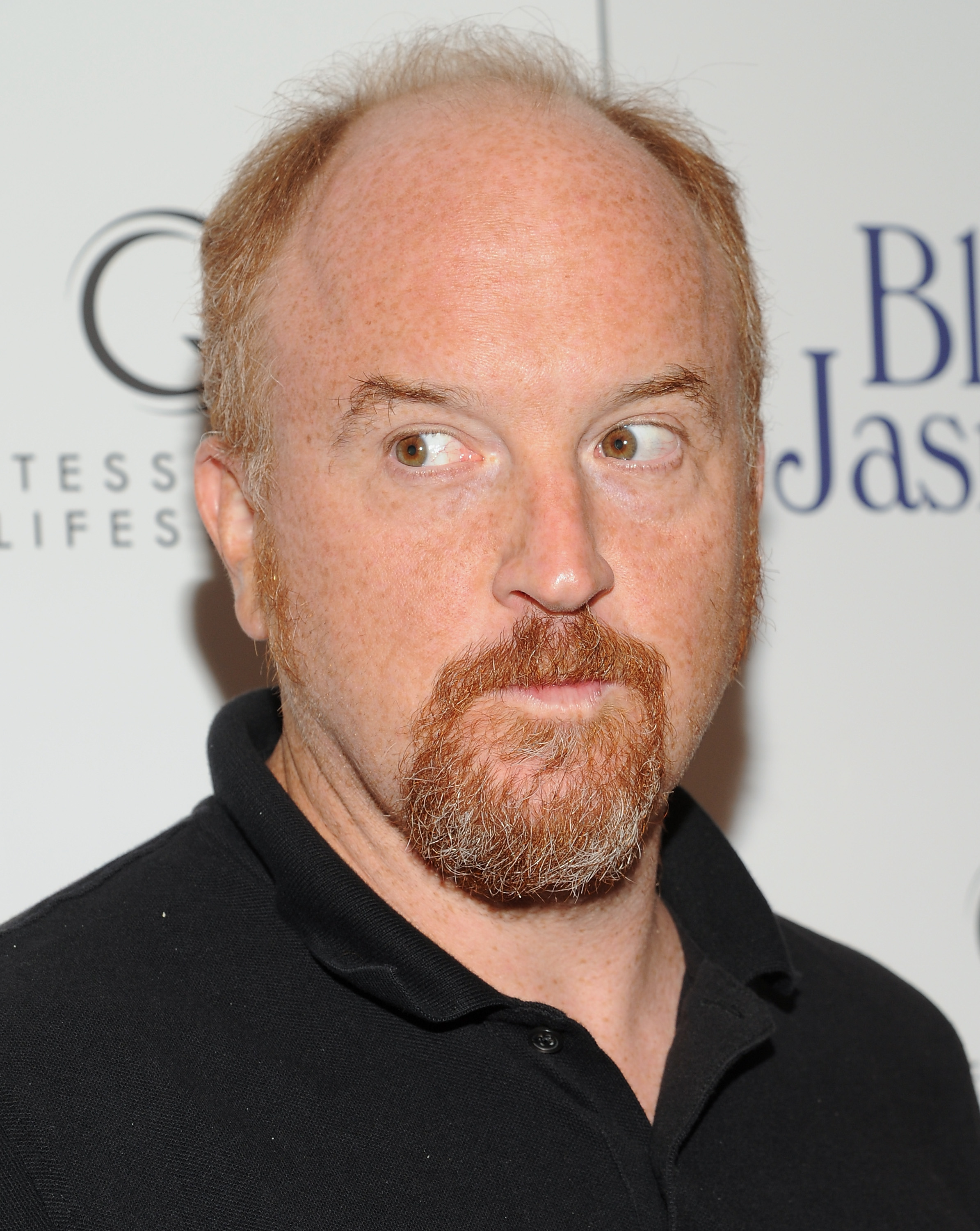 Louis C.K. attends the premiere of  Blue Jasmine  at the Museum of Modern Art on July 22, 2013 in New York City.
