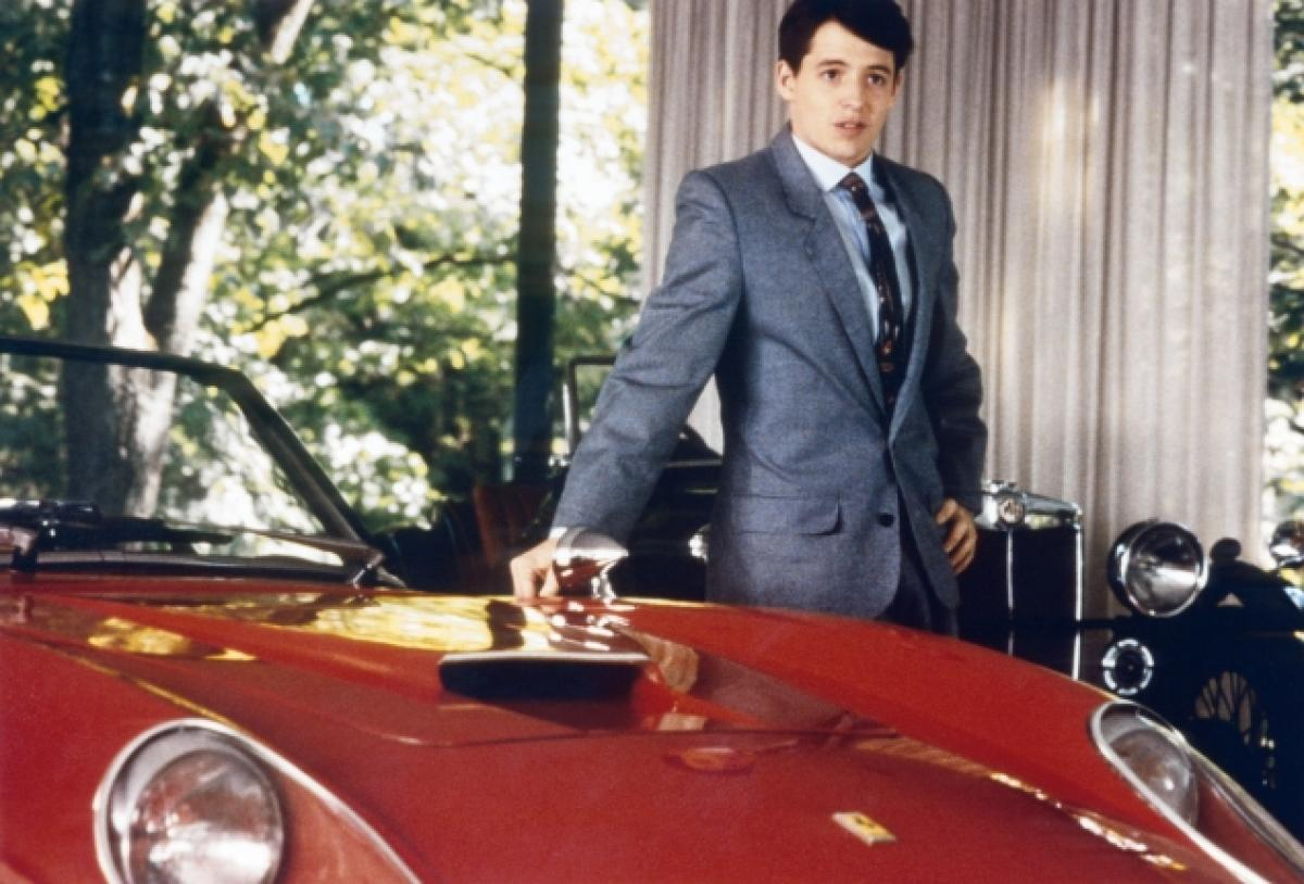 The car pavilion featured in the 1986 film Ferris Bueller's Day Off