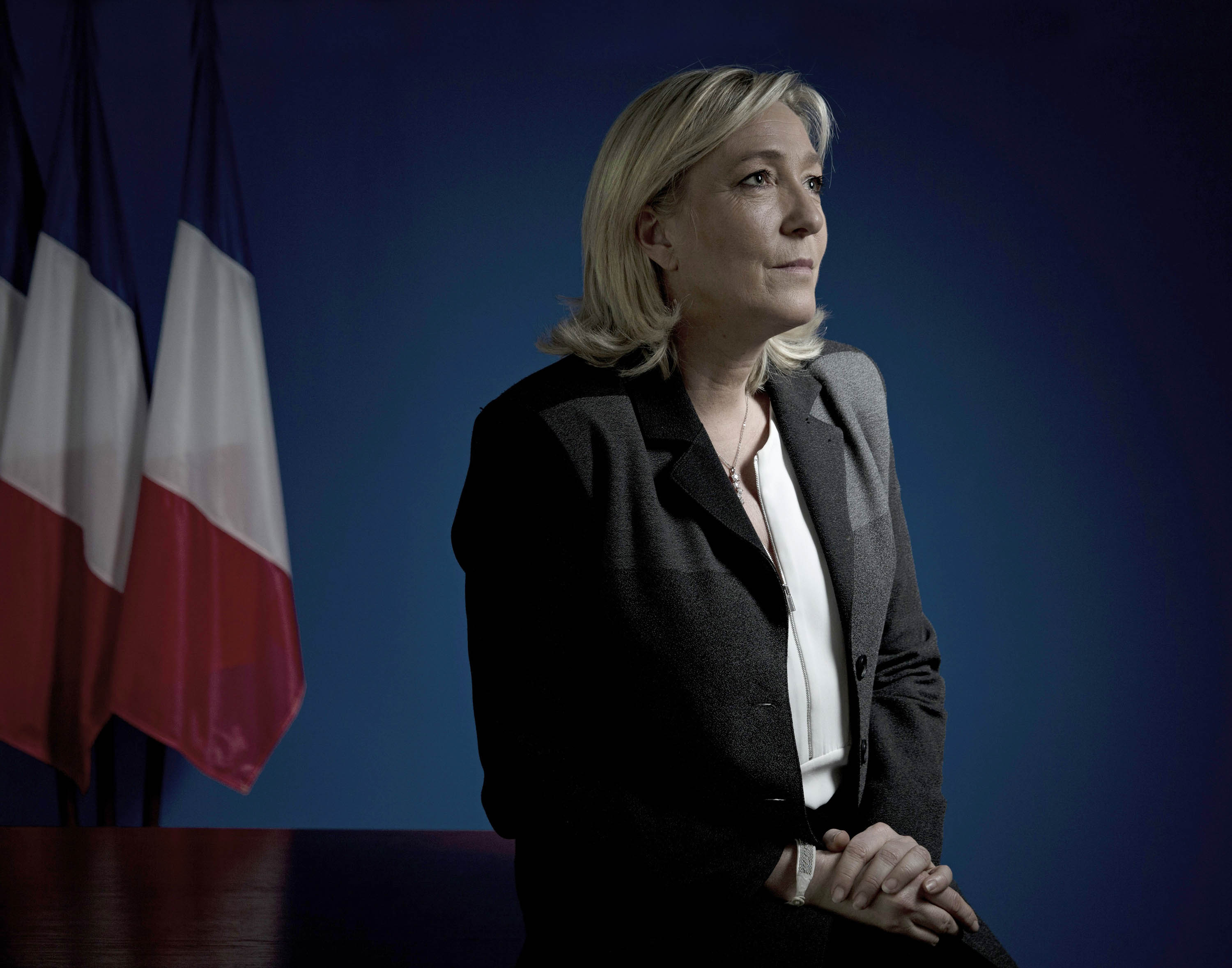 France's Marine Le Pen won big in May's European Union elections. Her next goal: dismantle the E.U. itself