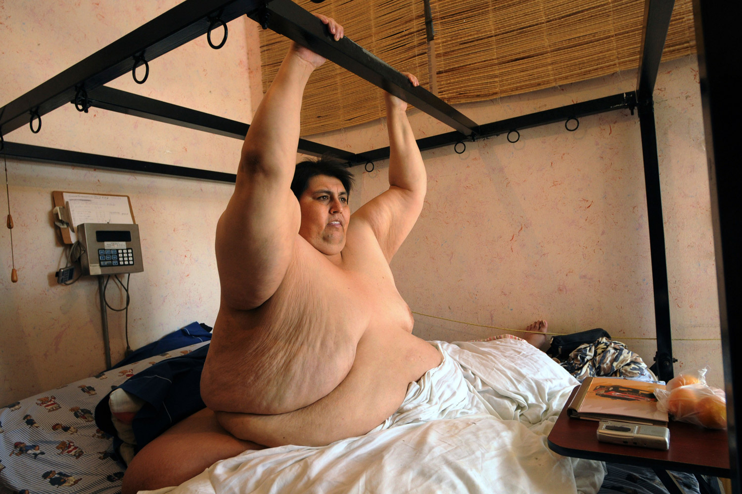 Manuel Uribe Fattest Man In The World Dies In Mexico Time