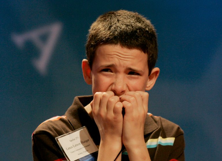 National Spelling Bee Emotional Moments