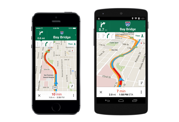 Google Maps Gets Lane Guidance, Offline Mode and More | Time on google gps tracker, google gps laptop, google earth map, apple maps gps, iphone maps gps, navigation gps, google gps live, surface pro gps, ordnance survey maps gps, google sketch map, rand mcnally gps, ipad maps gps, google earth latitude and longitude, samsung maps gps, bing maps gps, google map destination, google earth gps, real live maps gps, google earth world, google street view real-time,
