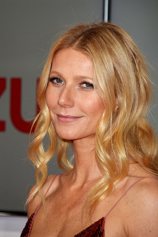 Gwyneth Paltrow attends the 49th Golden Camera Awards at Tempelhof Airport on Feb. 1, 2014 in Berlin.