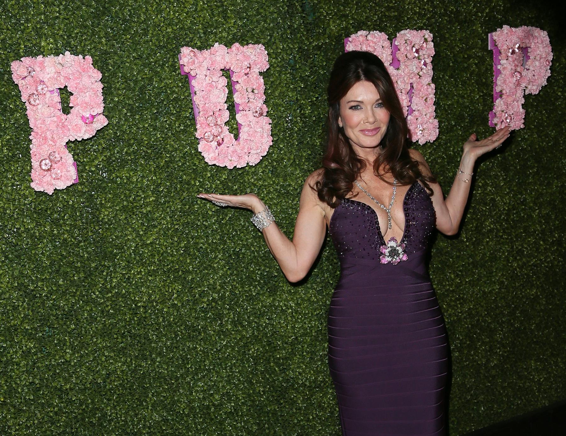Lisa Vanderpump attends the grand opening of Pump Lounge hosted by Lisa Vanderpump and Ken Todd at Pump on May 13, 2014 in West Hollywood, Calif.