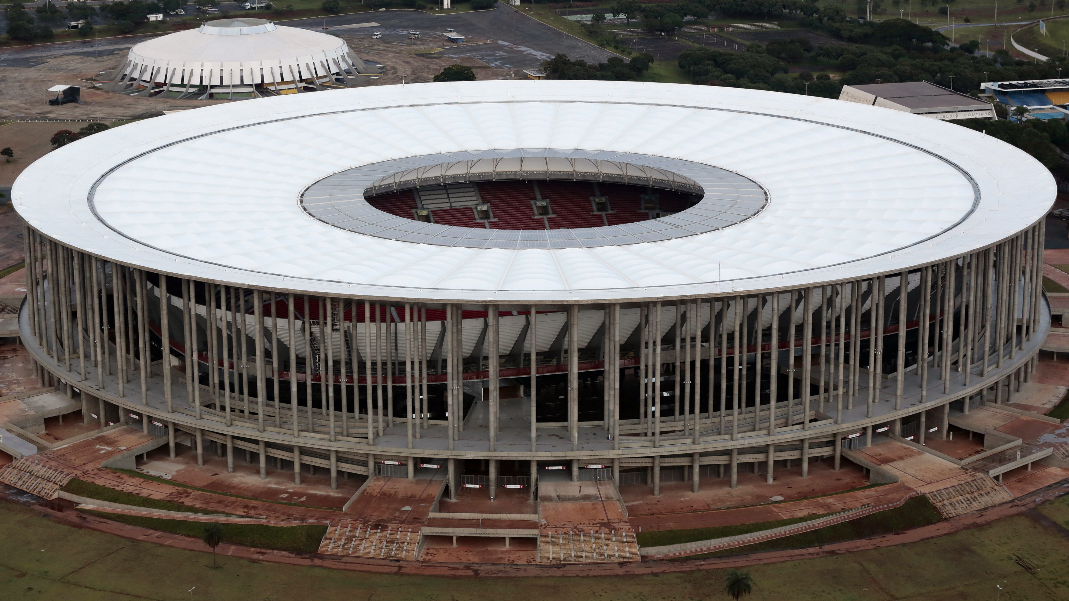 Estadio Nacional                                                              City: Brasilia                                                              Constructed: 2012                                                              Capacity: 69,500