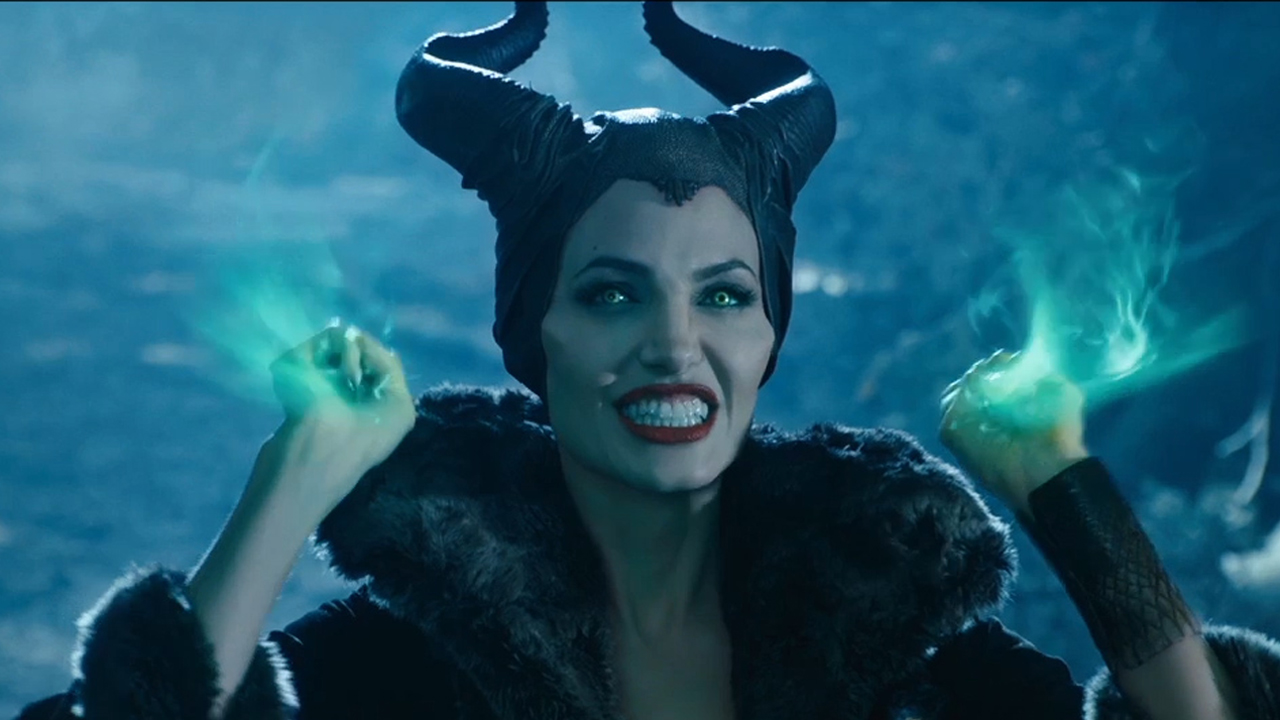 The Queen of Mean gets to tell her side in Disney's Maleficent