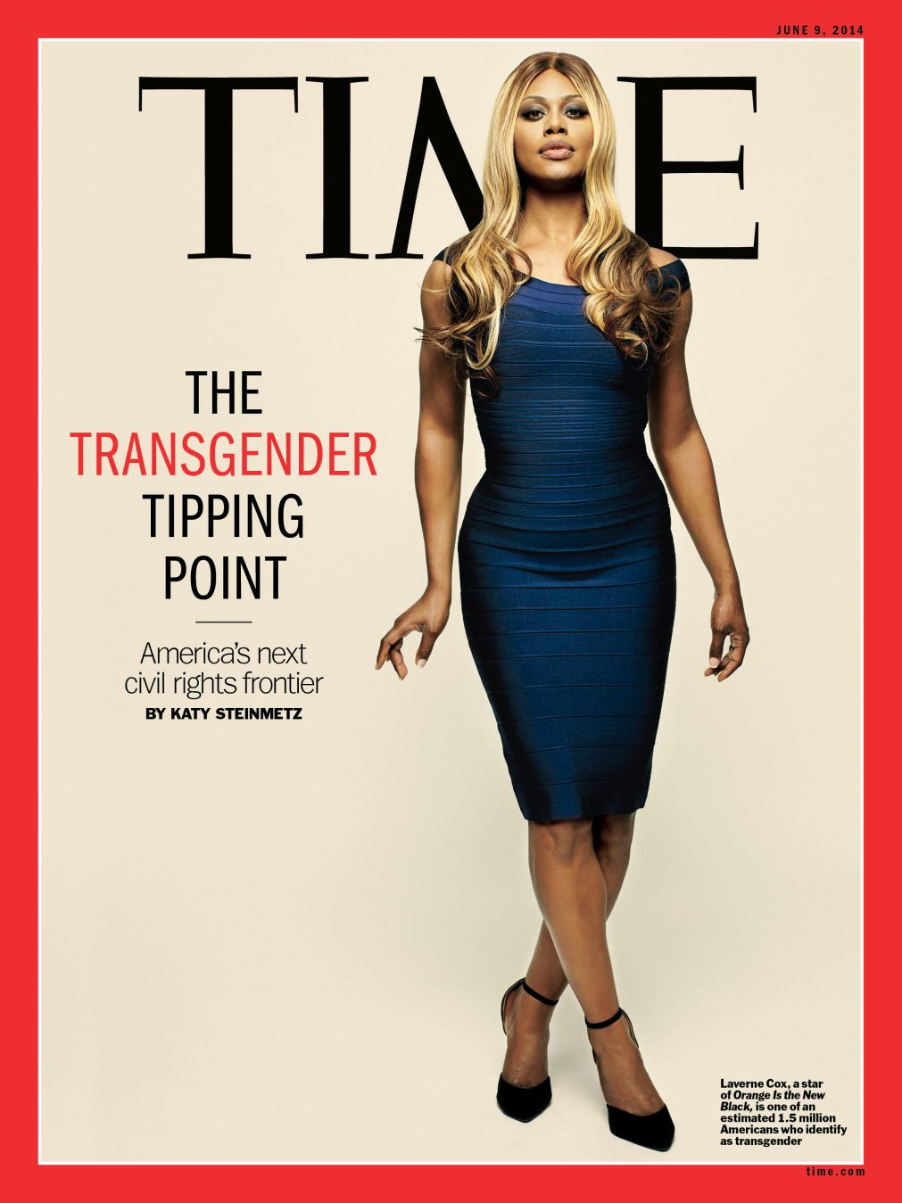 The Transgender Tipping Point | TIME
