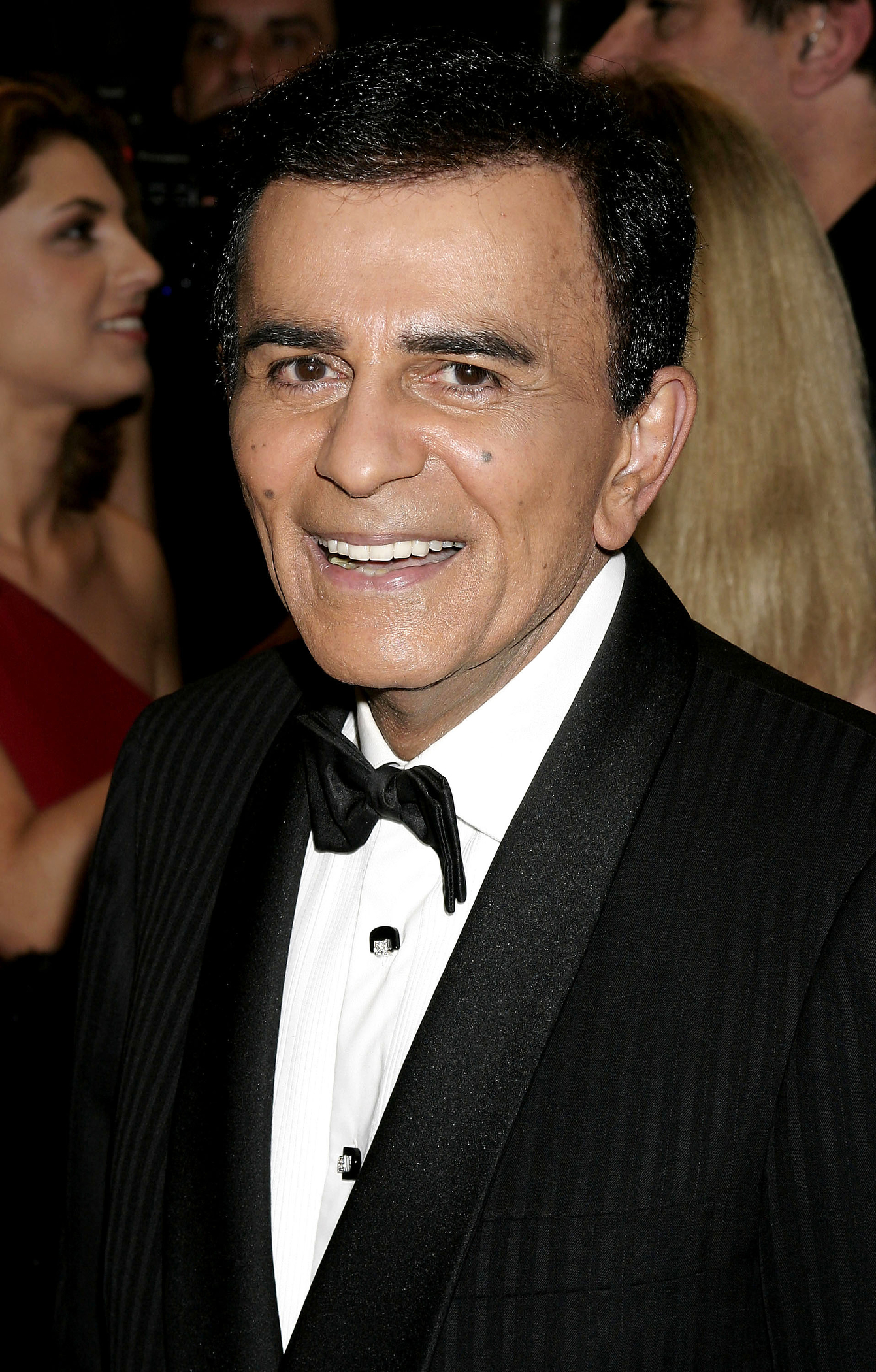 Casey Kasem arrives at the 13th Annual Night of 100 Stars Oscar Viewing Black Tie Gala, Feb. 29, 2004 at the Beverly Hills Hotel in Beverly Hills, California.