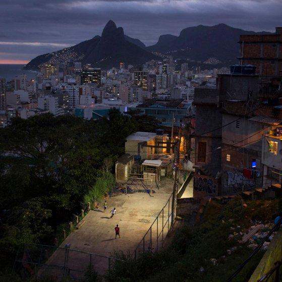 Brazil WCup Fields Everywhere Photo Essay