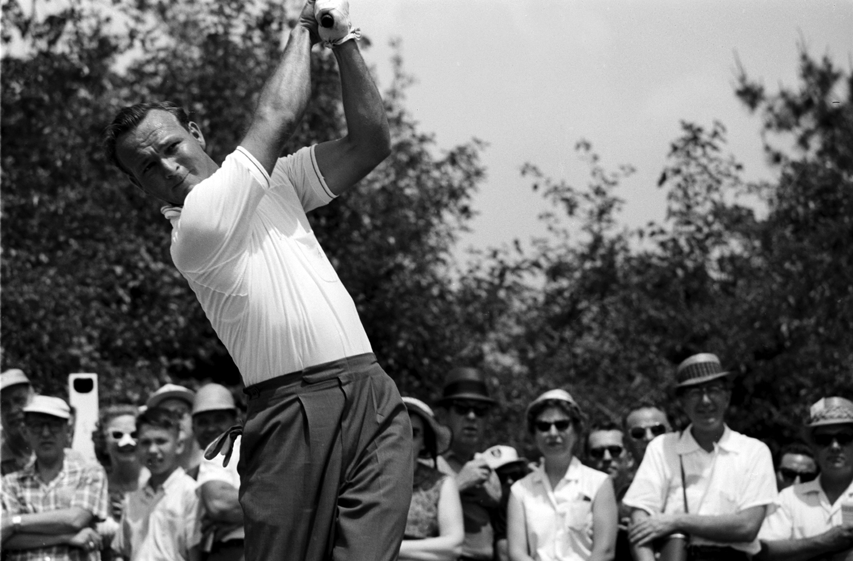 Arnold Palmer, 1962.