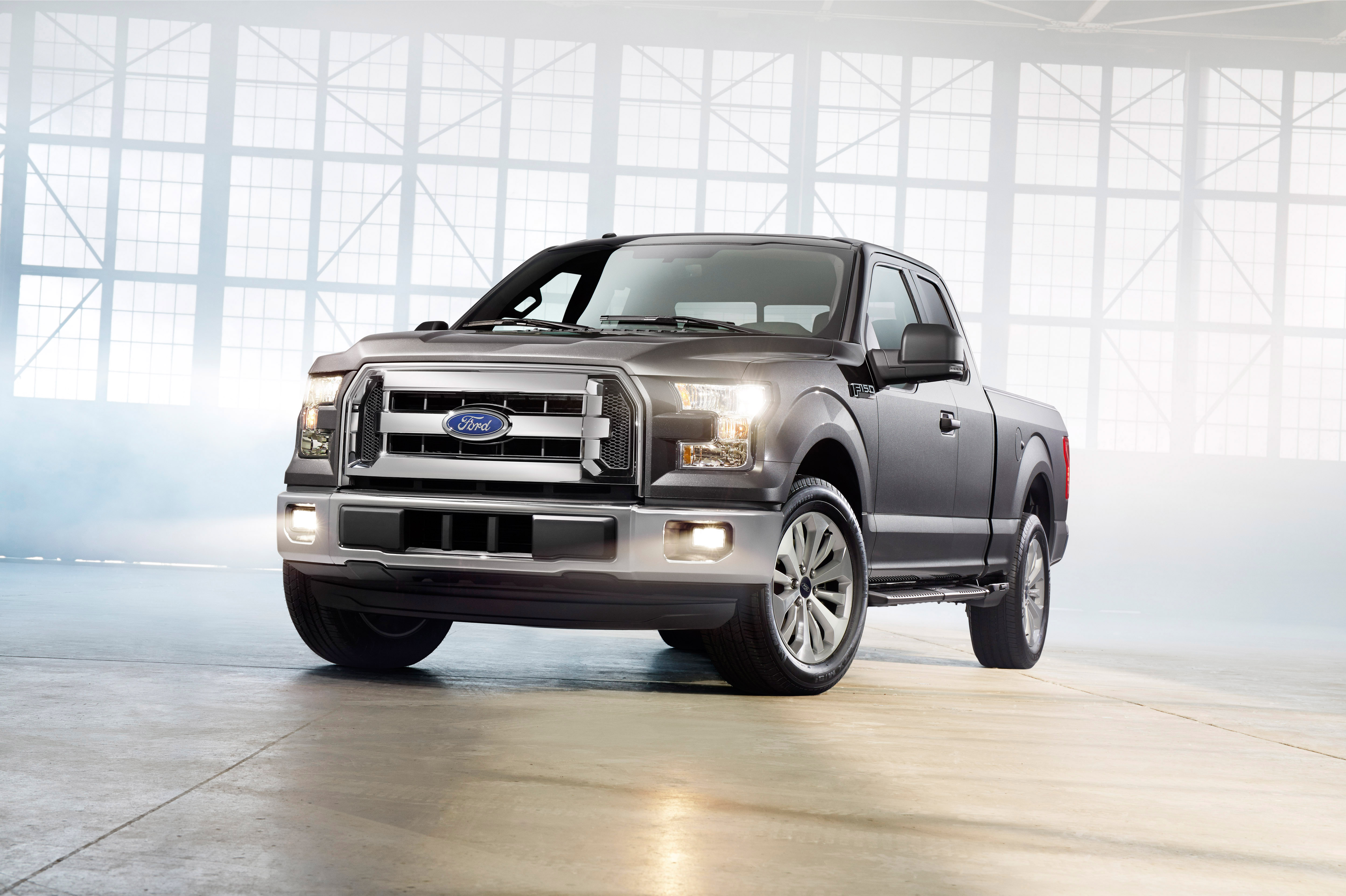 2015 Ford F-150 (aluminum frame) with Ecoboost Engine