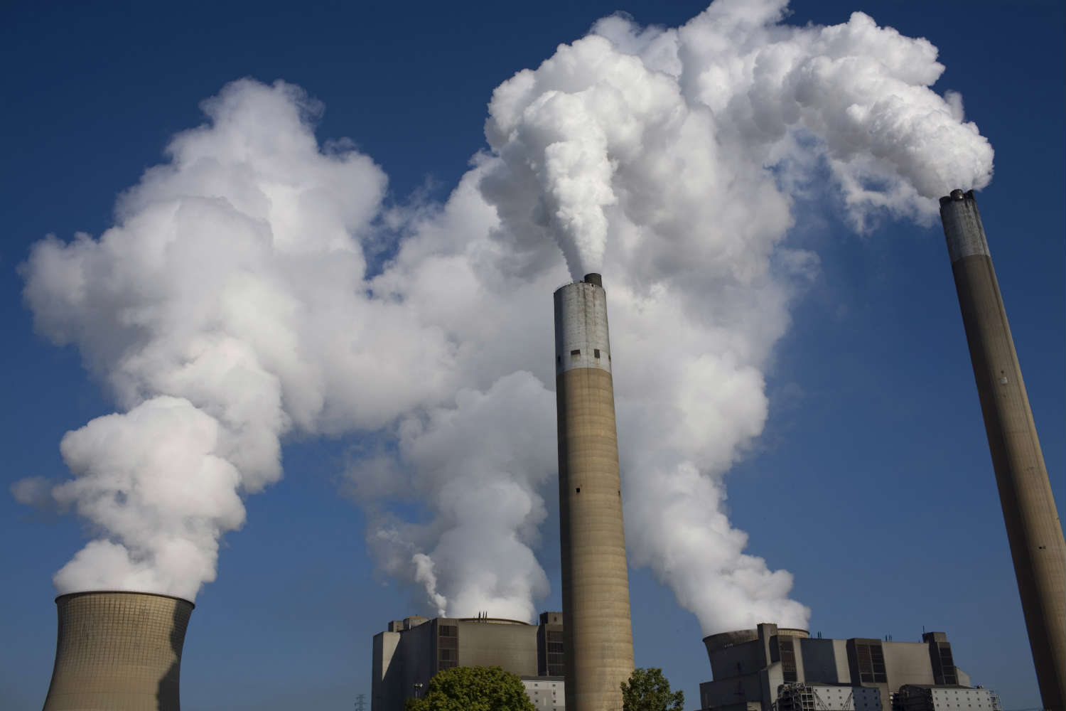 Carbon dioxide is the chief target of EPA regulations, but they'll also help curb conventional pollutants