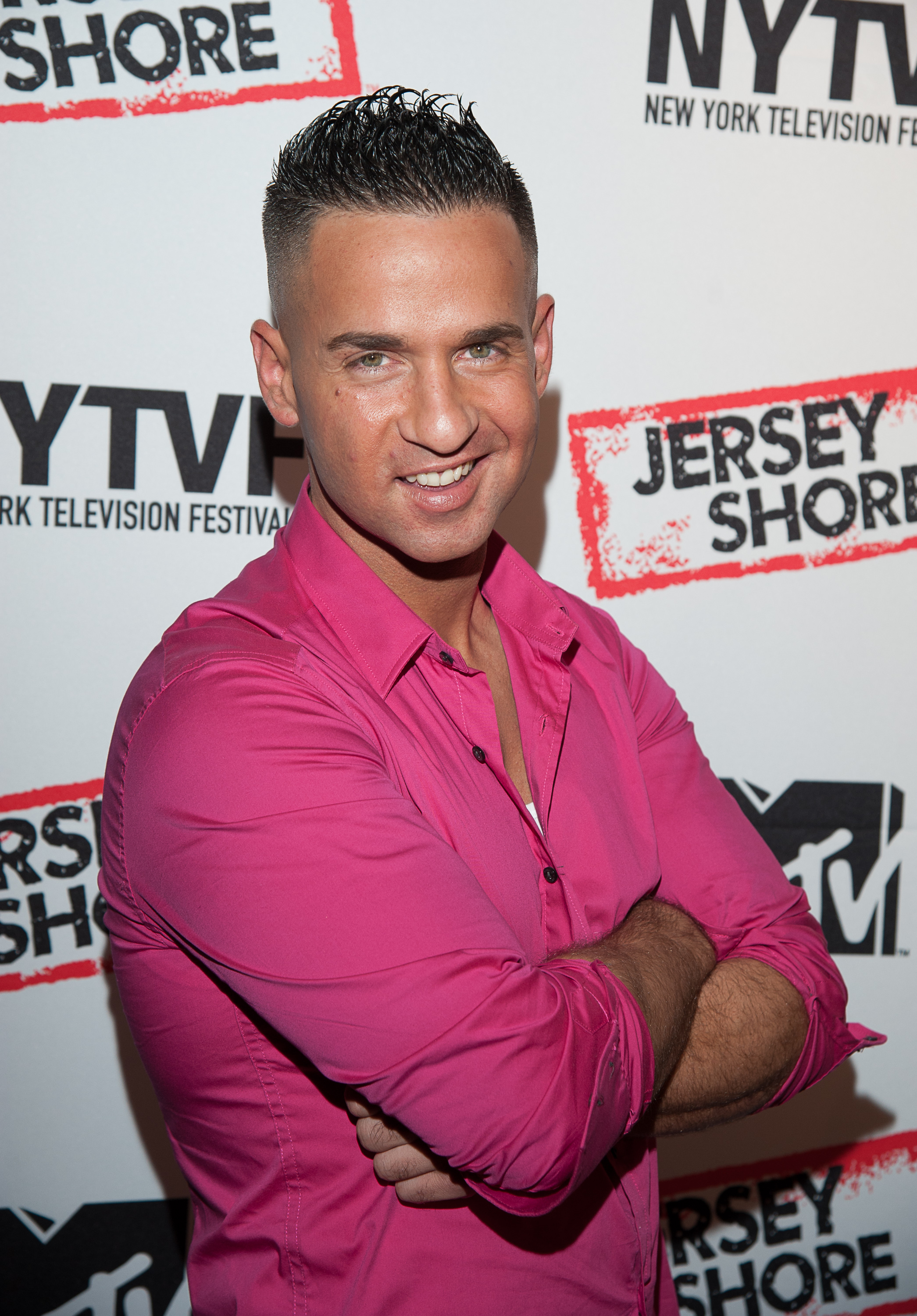 Mike  The Situation  Sorrentino attends  Love, Loss, (Gym, Tan) and Laundry: A Farewell To The Jersey Shore  during the 2012 New York Television Festival at 92Y Tribeca in New York City on October 24, 2012.