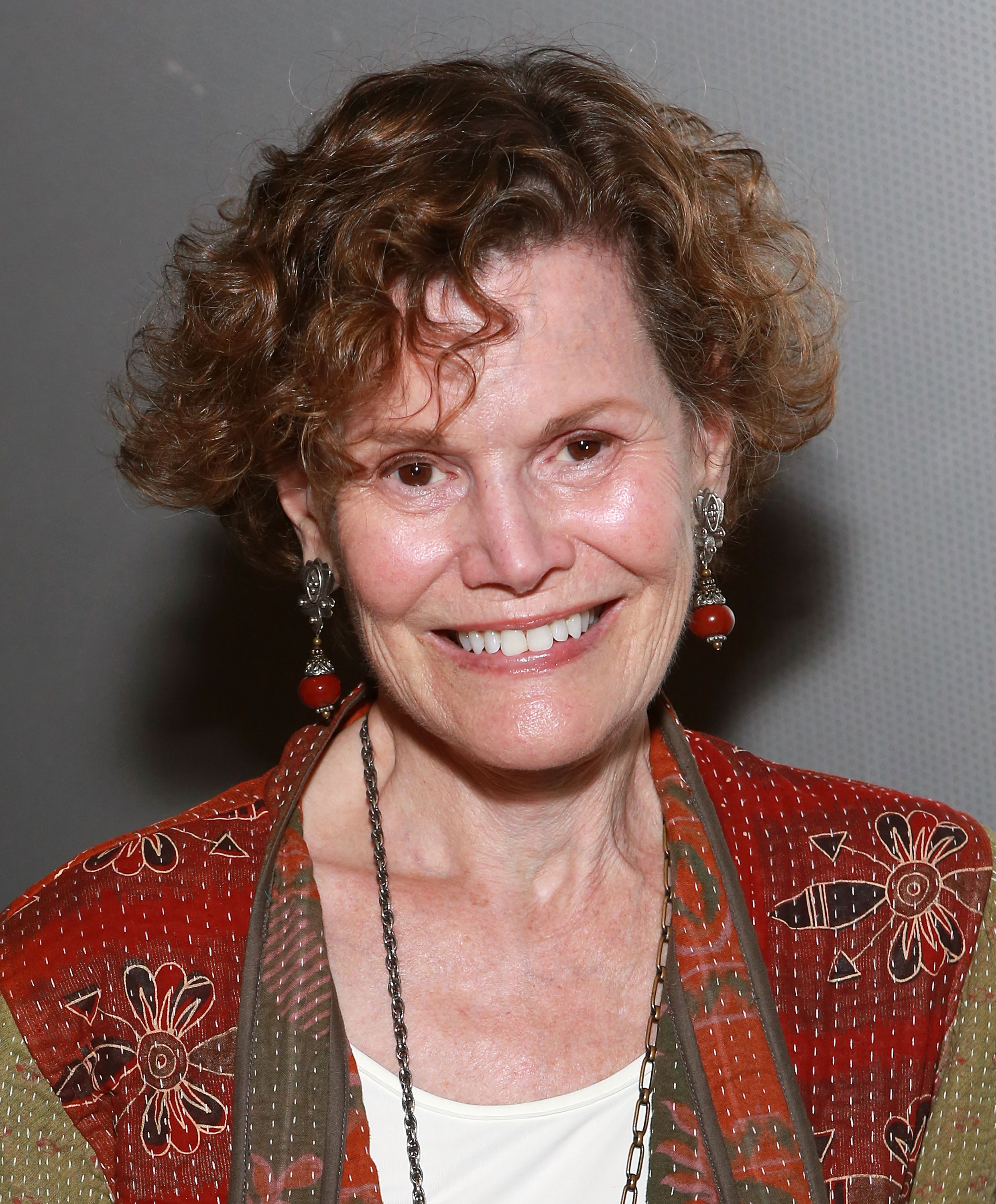 Author and producer Judy Blume attends  Tiger Eyes  New York Premiere at AMC Empire on June 7, 2013 in New York City.