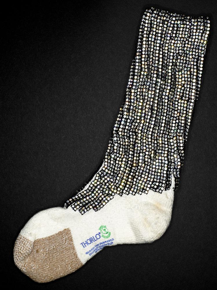 Triumph Tour Sock 1981