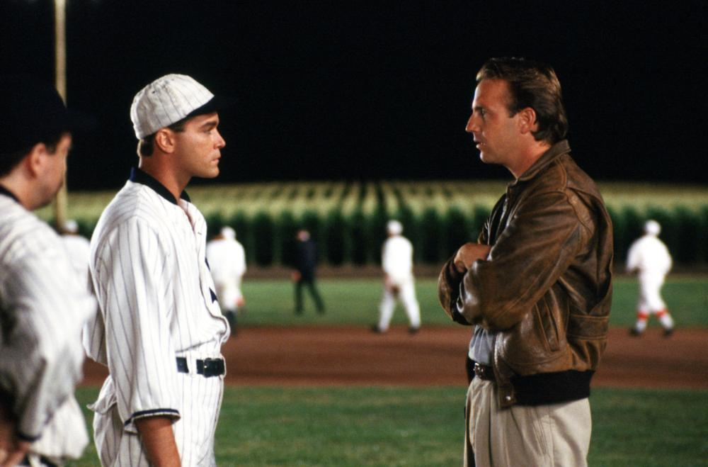 Field of Dreams could have been called Shoeless Joe, the name of the W.P. Kinsella novel it's based on.