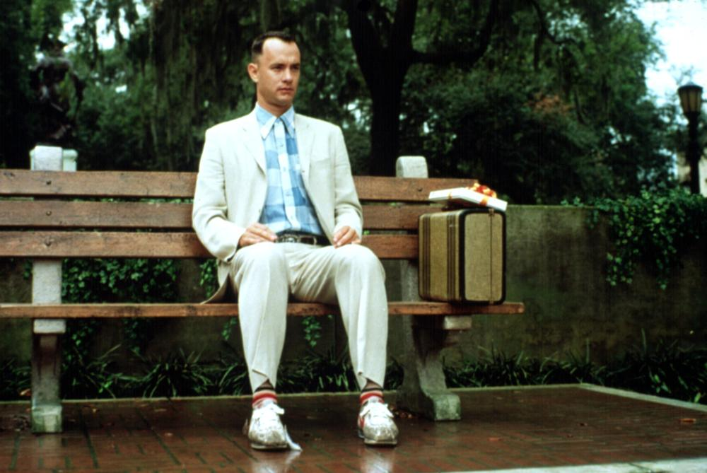 The Oscar-winning favorite Forrest Gump was actually a novel by the same name first, though author Winston Groom did admit that the film cleaned up the main character.