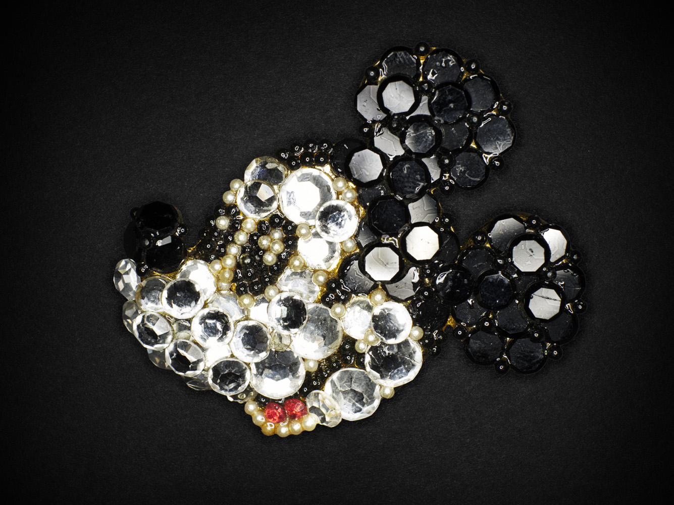 Mickey Mouse Broche