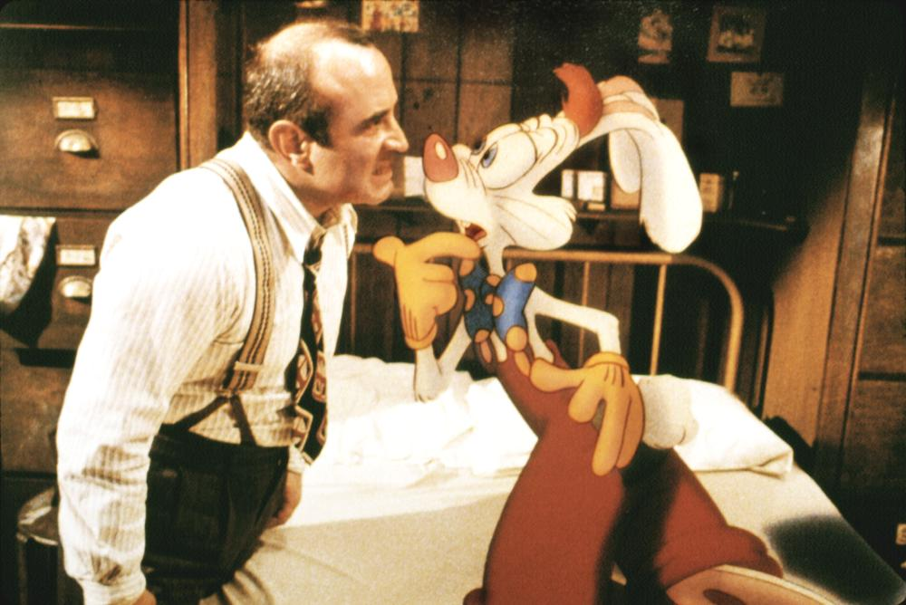 Who Framed Roger Rabbit could have been Who Censored Roger Rabbit?, the title of the novel.