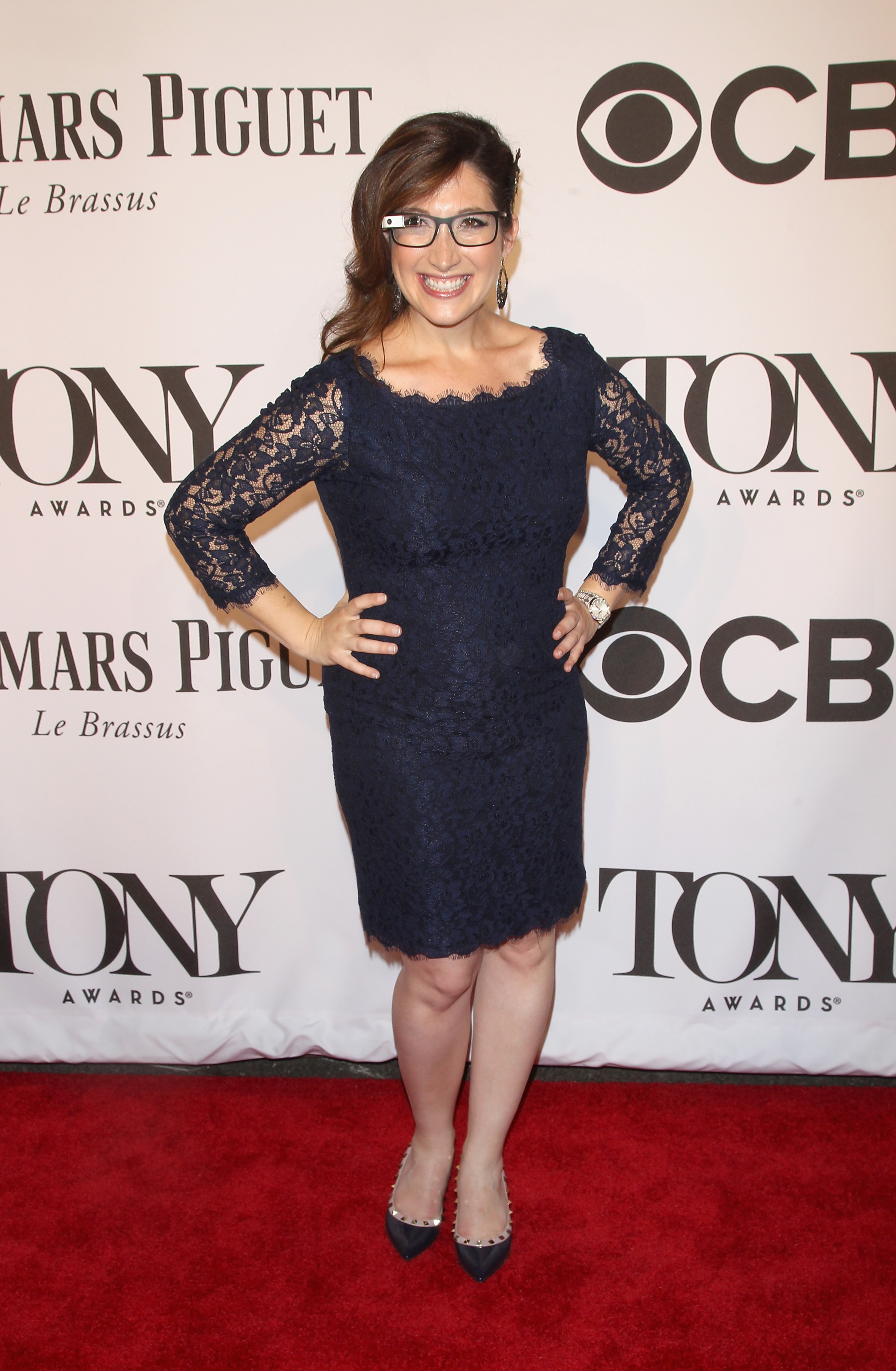 Randi Zuckerberg attends the American Theatre Wing's 68th Annual Tony Awards at Radio City Music Hall on June 8, 2014 in New York City.