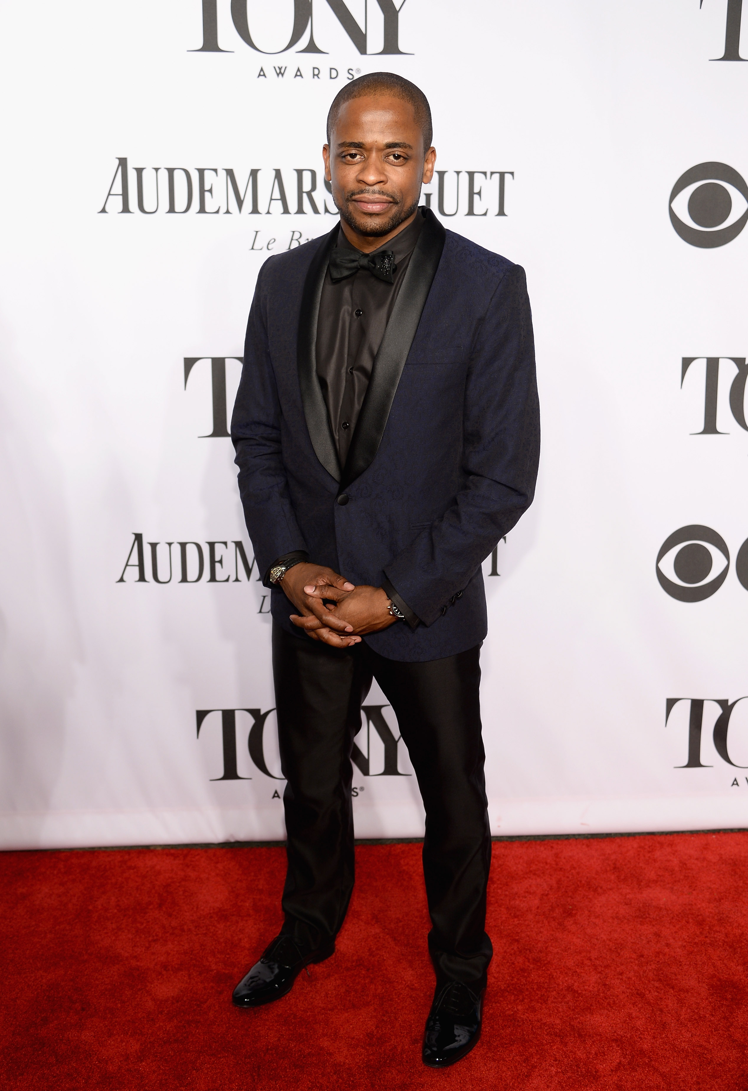 Actor Dule Hill attends the 68th Annual Tony Awards at Radio City Music Hall on June 8.