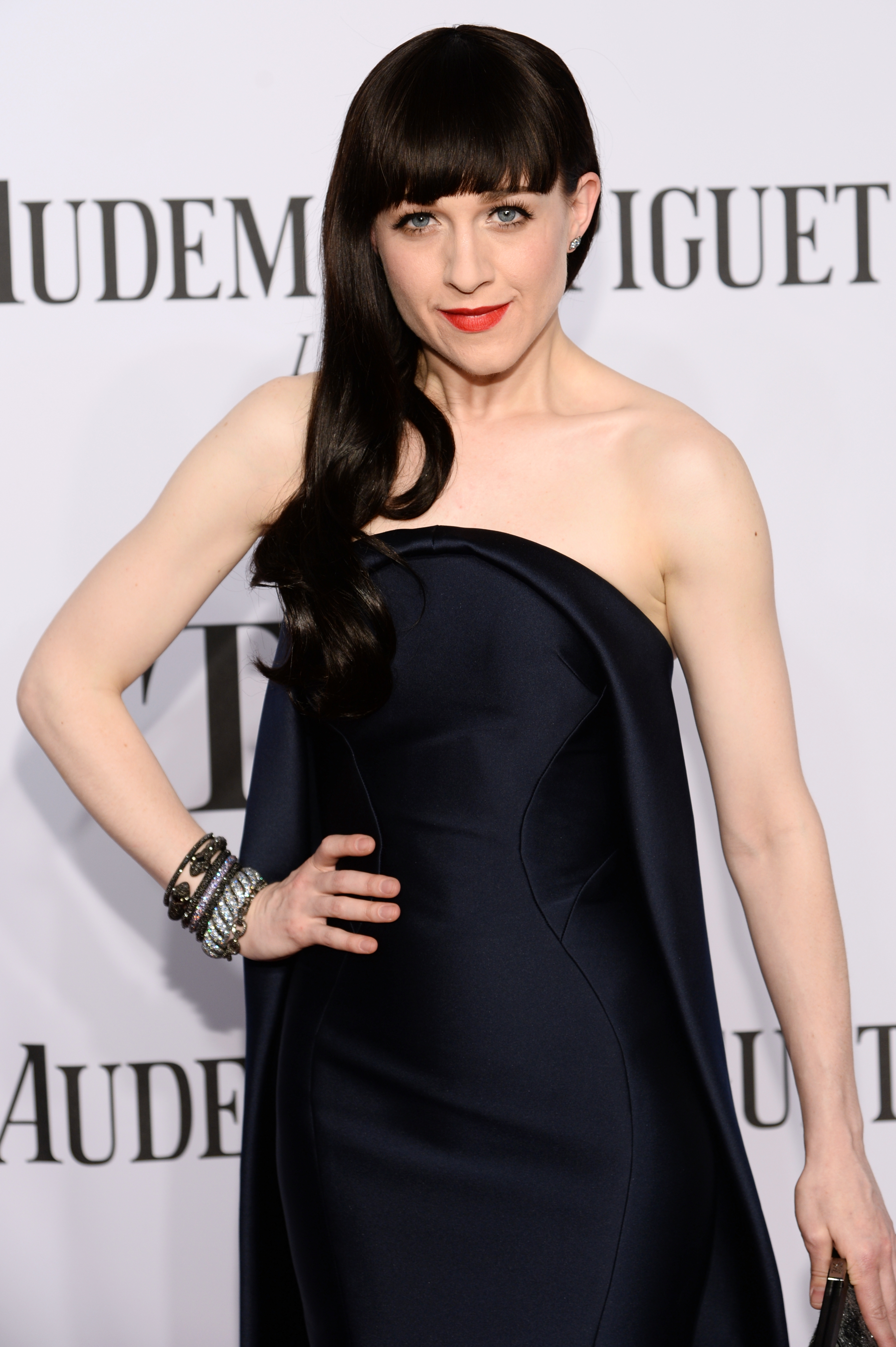 Actress Lena Hall attends the 68th Annual Tony Awards at Radio City Music Hall on June 8, 2014 in New York City.