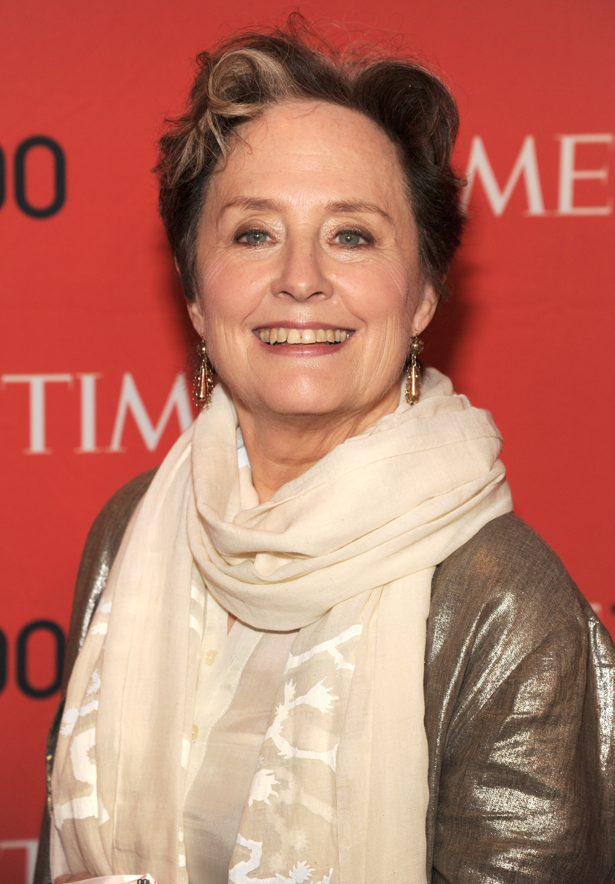 Alice Waters attends the TIME 100 Gala, TIME's 100 most influential people in the world at Jazz at Lincoln Center on April 29, 2014 in New York City.