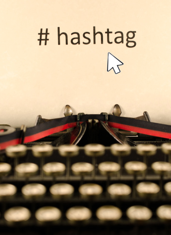 Computer hashtag