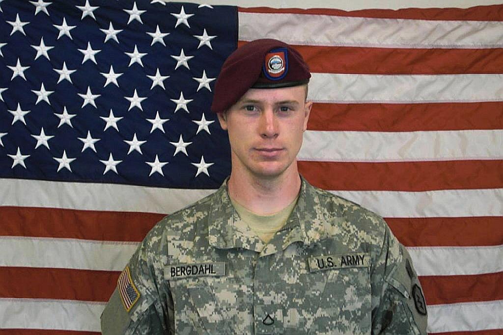 U.S. Army, Sgt. Bowe Bergdahl.