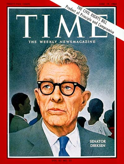 June 19, 1964 TIME Cover