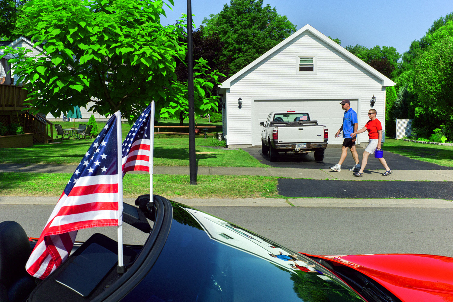 Fourth of July, Fairport