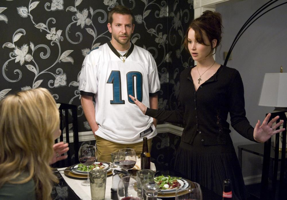David O. Russell's adaptation of Matthew Quick's Silver Linings Playbook elevated Jennifer Lawrence to big fame, though it strayed quite far from the original work.