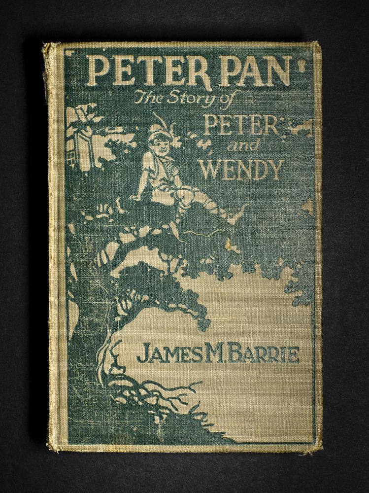 Michael Jackson, Peter Pan First Edition