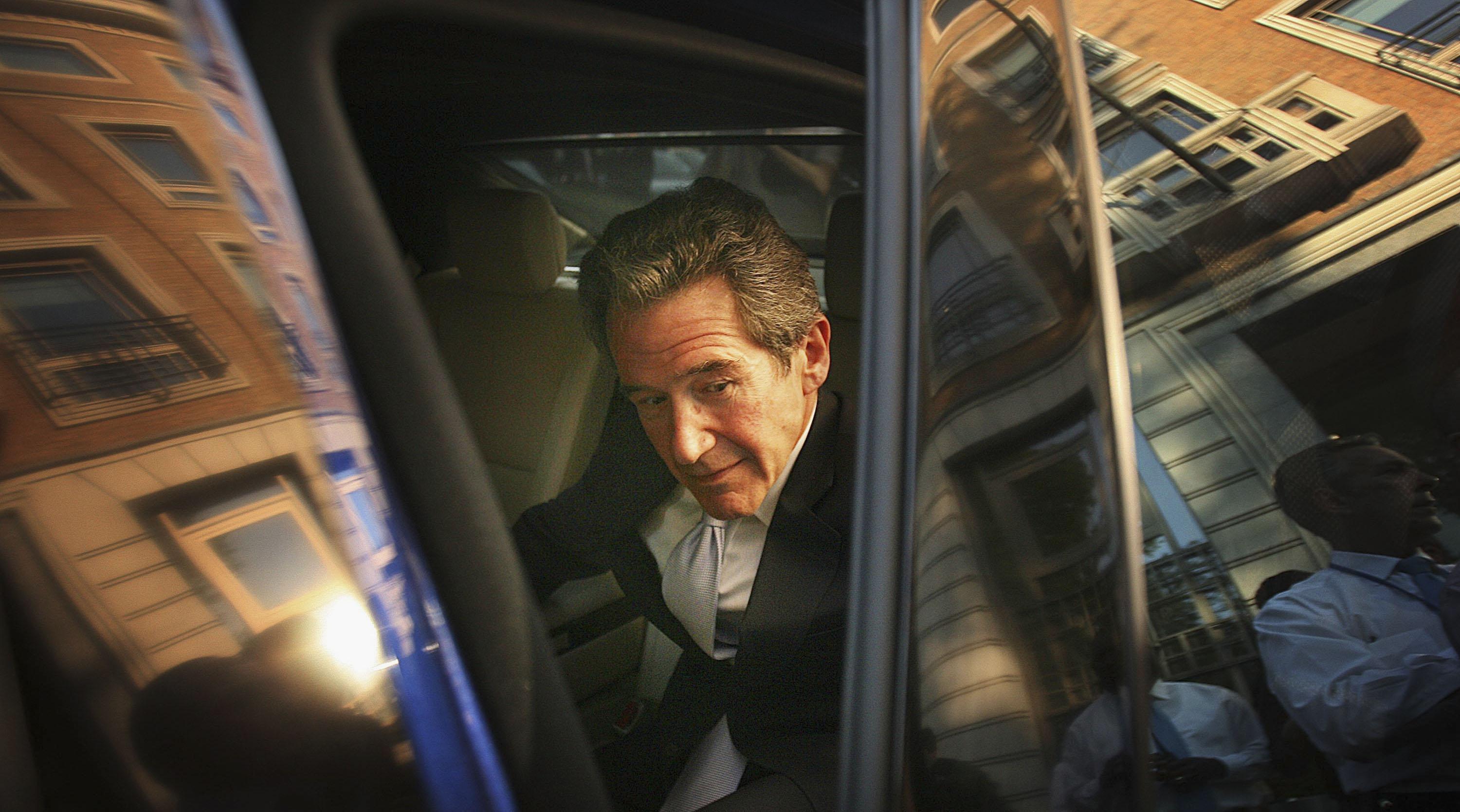 Former Chief Executive of British Petroleum Lord Browne