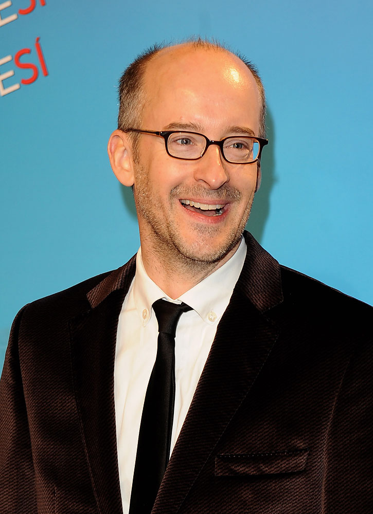 Director Peyton Reed at the premiere of  Yes Man  at Capitol Cinema, Dec. 11, 2008 in Madrid.