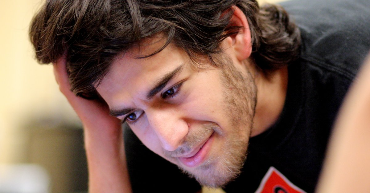 Aaron Swartz Documentary The Internet S Own Boy Mit Reddit Time