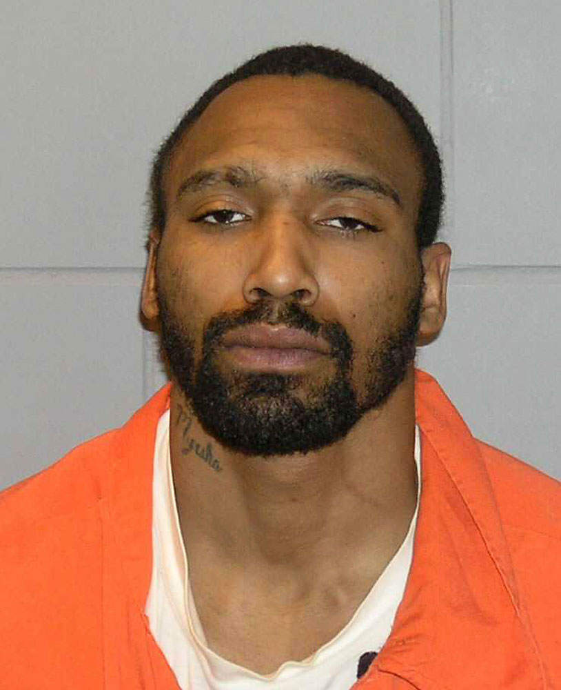 Antun Lewis in an undated file photo provided by the U.S. Marshals Service.