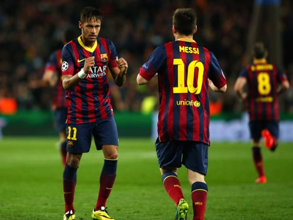 World Cup Messi Vs Neymar Turns Into A Classic Duel Of The Strikers Time