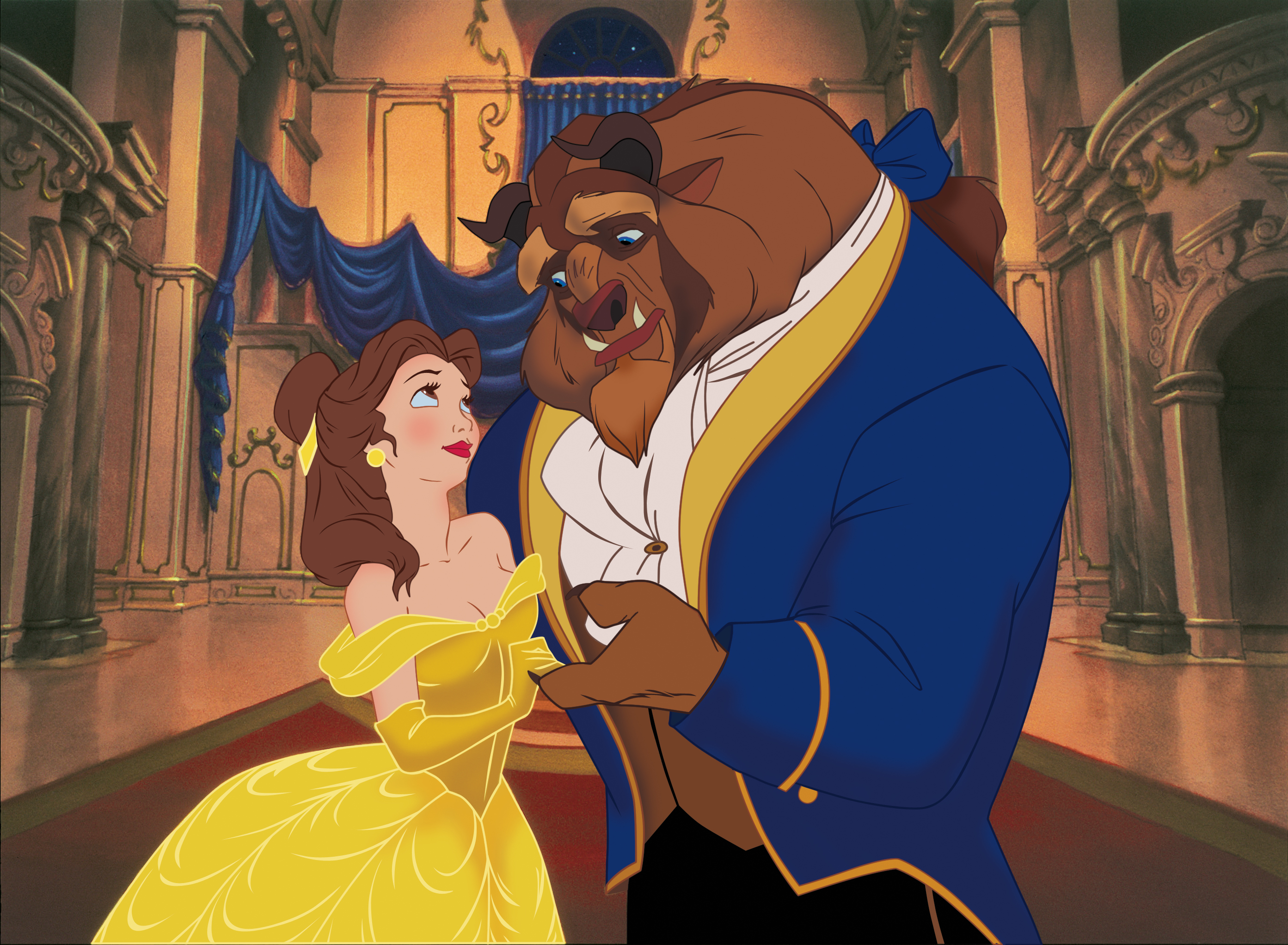 Beauty and the Beast is set for a live-action remake