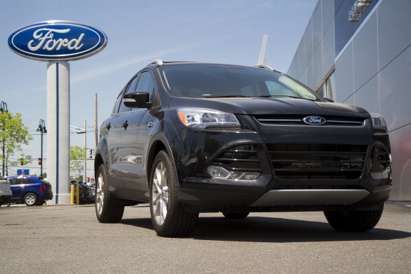 A Ford Escape in Maine is returned to an area dealership after a scam artist had stolen it.
