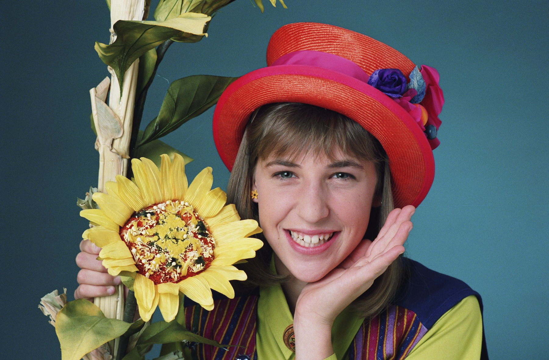 Mayim Bialik as Blossom Russo