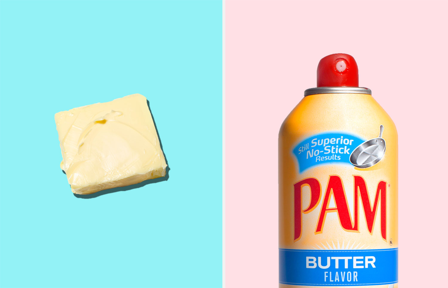 <strong>Which is better for you: Real butter or spray on fake butter?</strong>