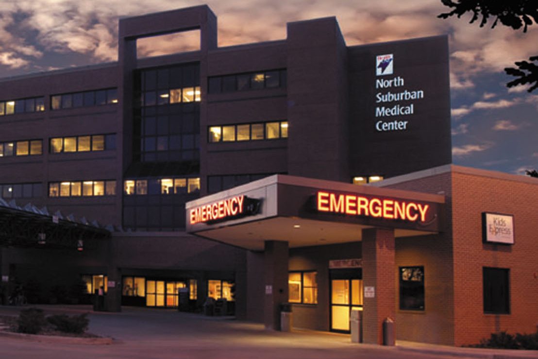 HealthONE & North Suburban Medical Center in Thornton, Colo.